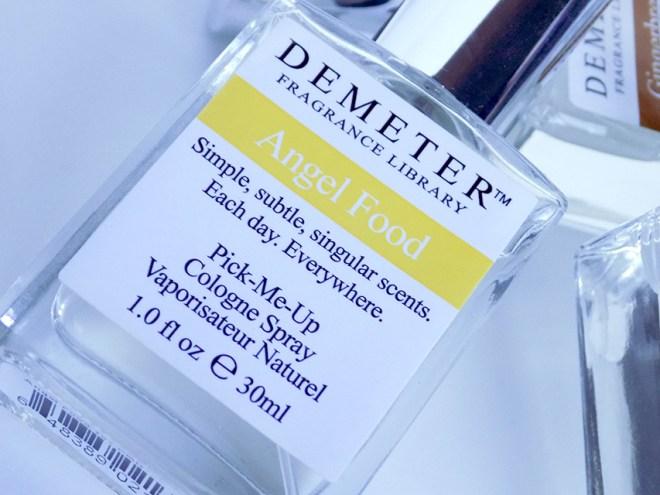 Demeter Angel Food - Vanilla Base Note Foolproof blending trio