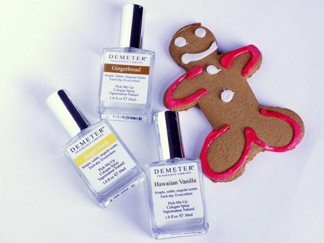 Demeter Gingerbread Vanilla Scent Foolproof Blending Trio