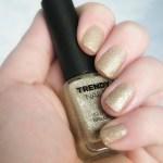 thefaceshop Trendy Nails Glitter GLI006 swatch