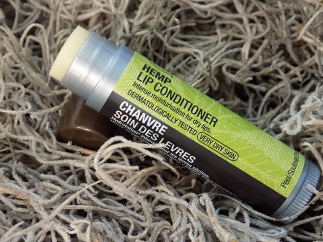 The Body Shop Hemp Lip Conditioner