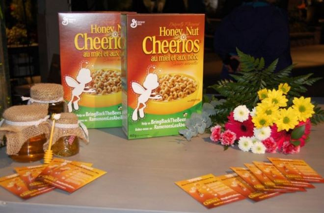 Cheerios Bring Back The Bees Buzz - Image from LifeMadeDelicious