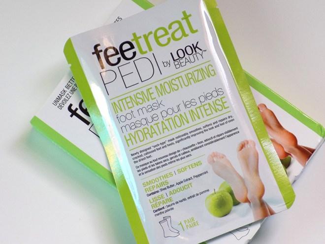 FeeTreat Pedi Look Beauty - Packaging