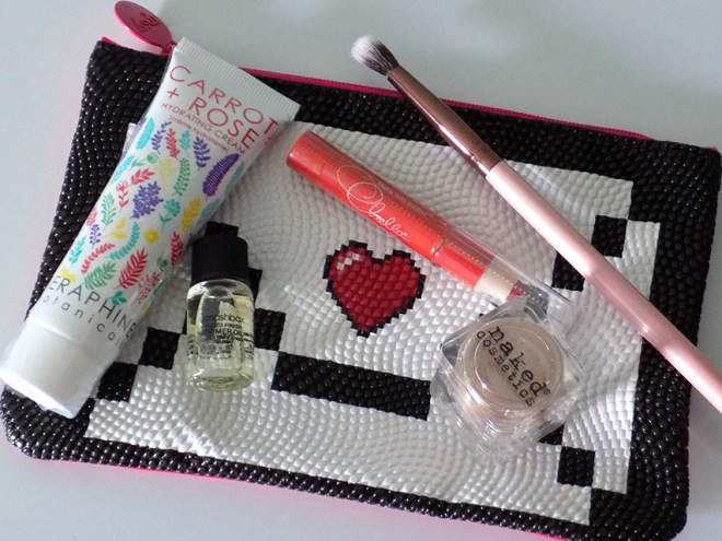 Ipsy Feb 2016 - all products