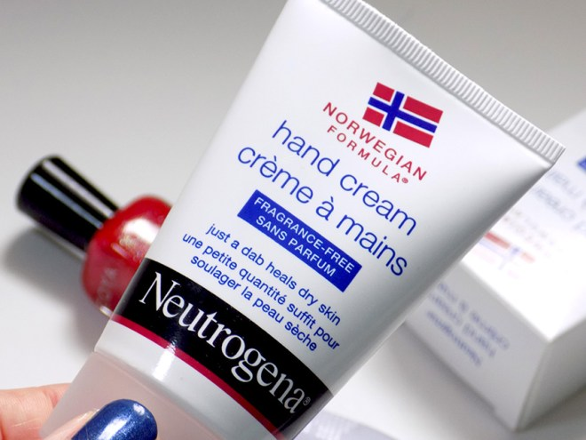 Neutrogena Norwegian Formula Fragrance Free Hand Cream Hand Off