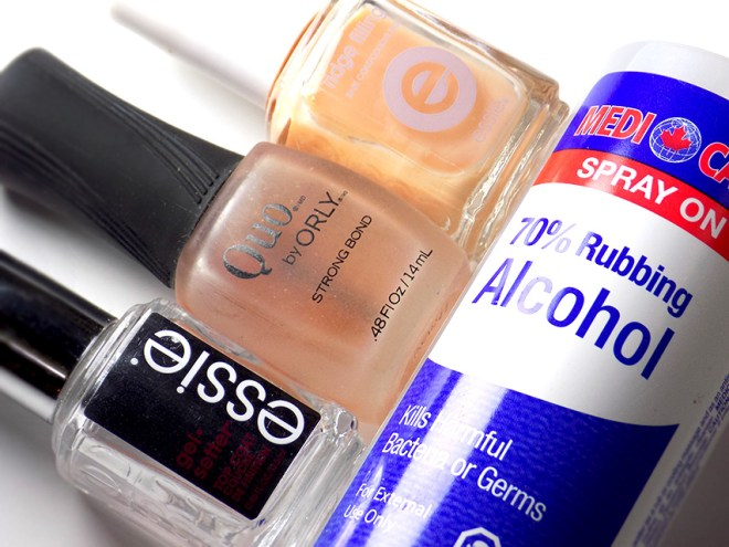 Prevent nail polish chipping and peeling off canada
