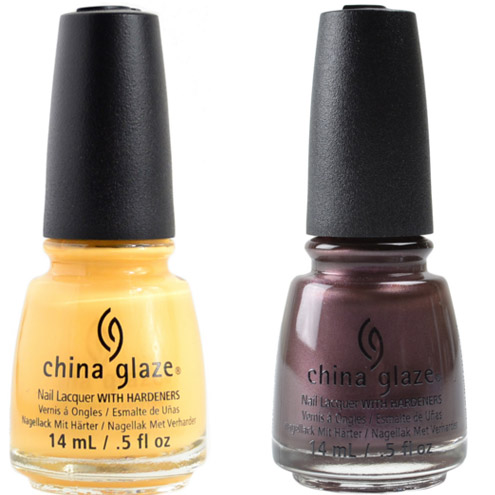 China Glaze Alphabetical List MN