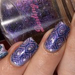 Lazy Laquerista Peacock Nails header