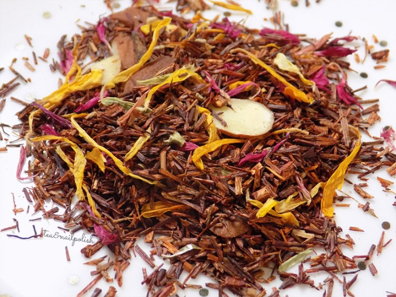 MyTeaBox Almond Amaretto Biscotti tea loose