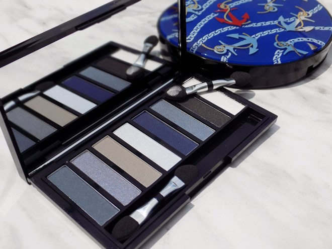 Quo Lost at Sea Eyeshadow Palette
