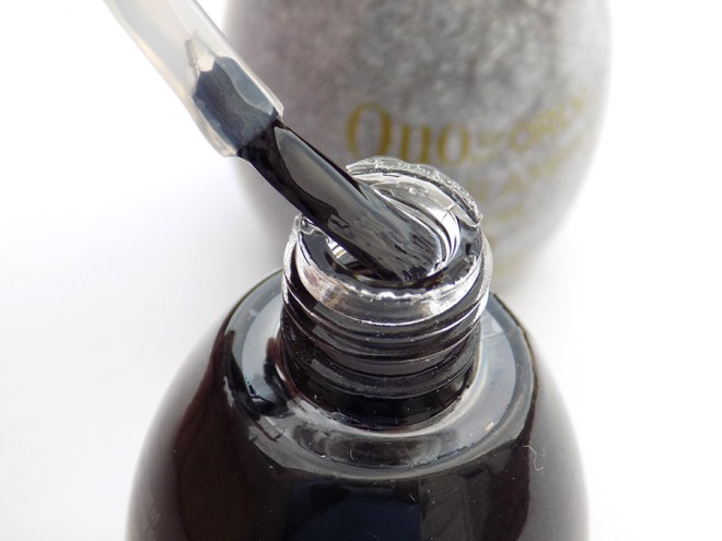Quo by Orly Color Ampd Seal Coat and Best Dressed Swatches Review