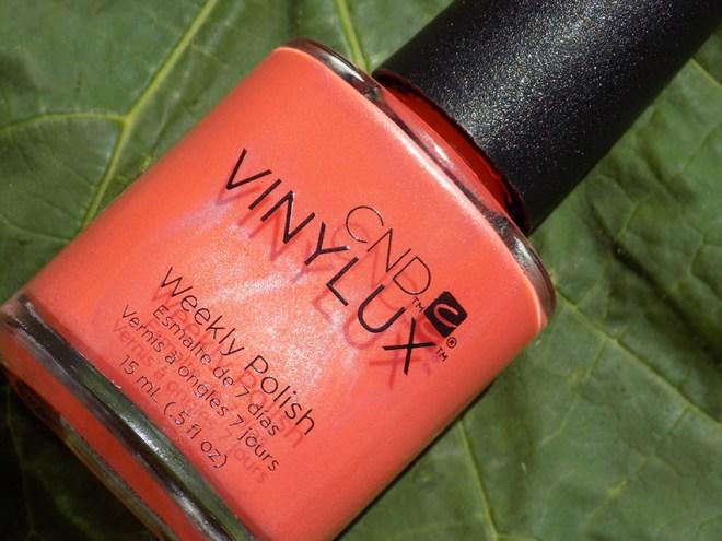 CND Vinylux Desert Poppy Nail Polish Bottle