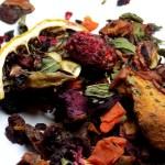 DAVIDsTEA Raspberry Mojito Tea