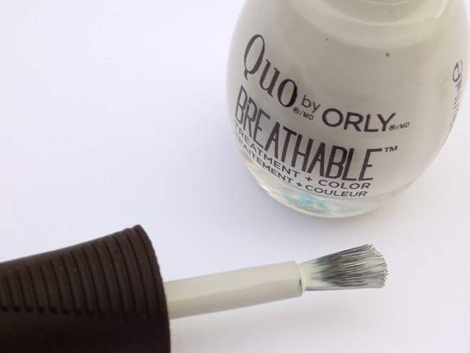 Quo by Orly Breathable Power Packed - Brush