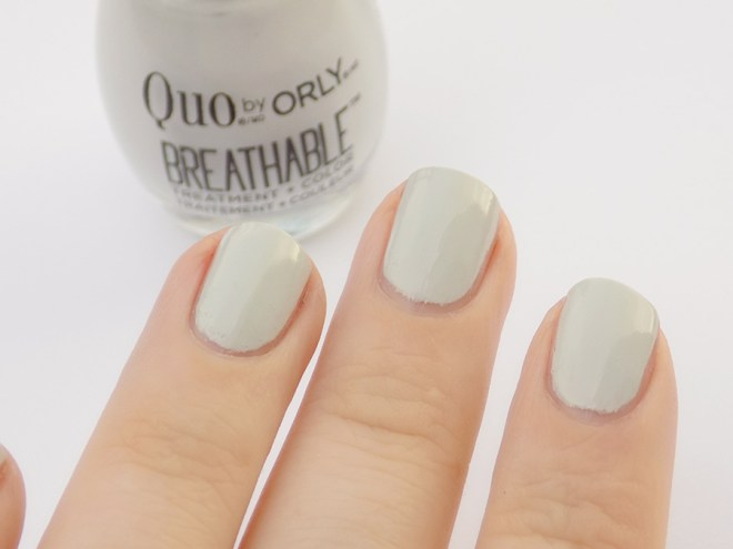 Quo by Orly Breathable Power Packed - Colour Accurate