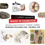 Craftadian Show Made In Hamilton August 2016