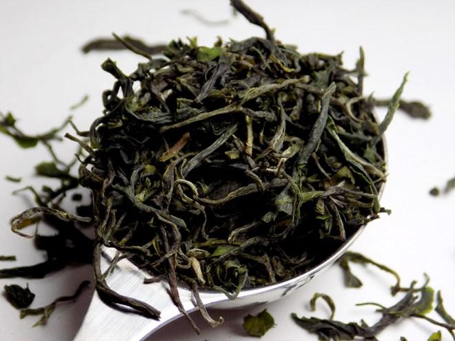 DavidsTea Mao Jian Jade Davids Tea Review - Garden To Cup Collection