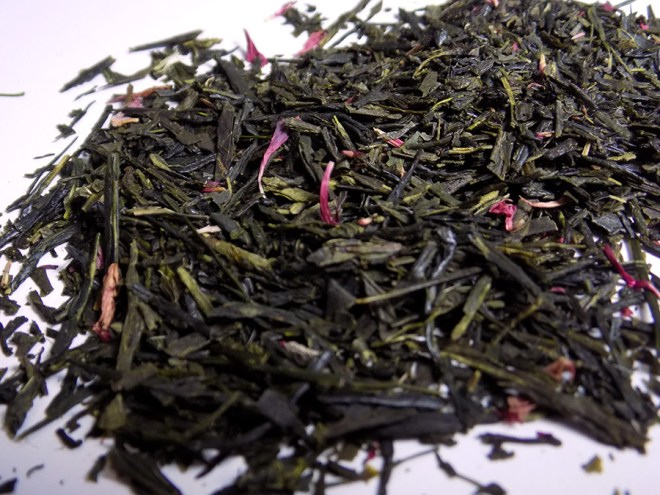 DavidsTea Sakura Cherry Tea Davids Tea Review - Loose