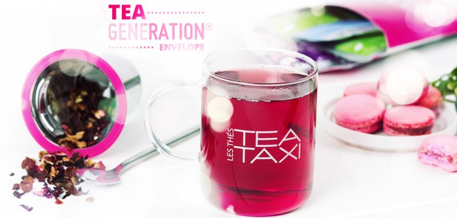Tea Taxi Tea Generation Envelope tea Subscription Canada