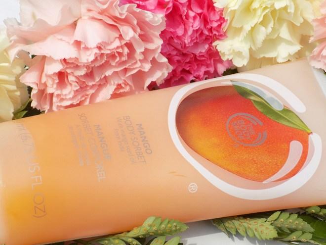 The Body Shop Mango Body Sorbet Review