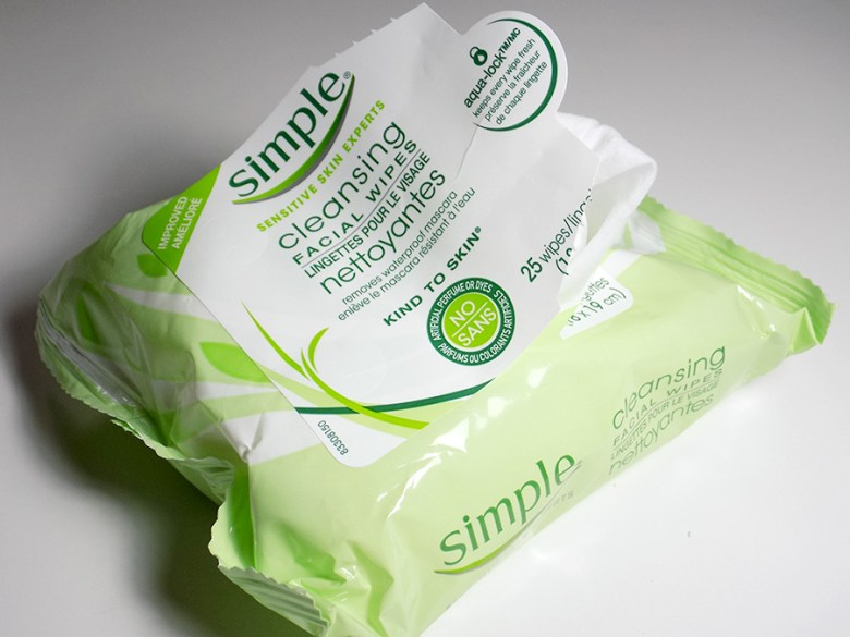 ChickAdvisor Showcase - Simple Cleansing Wipes