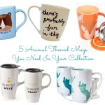 5 Animal Lover Mugs You Need In Your Collection