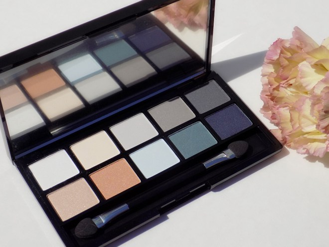 Quo Fall Collection Clean Sweep Eyeshadow Palette - Neutrals, Greys, Blues - $18 at Shoppers Drug Mart