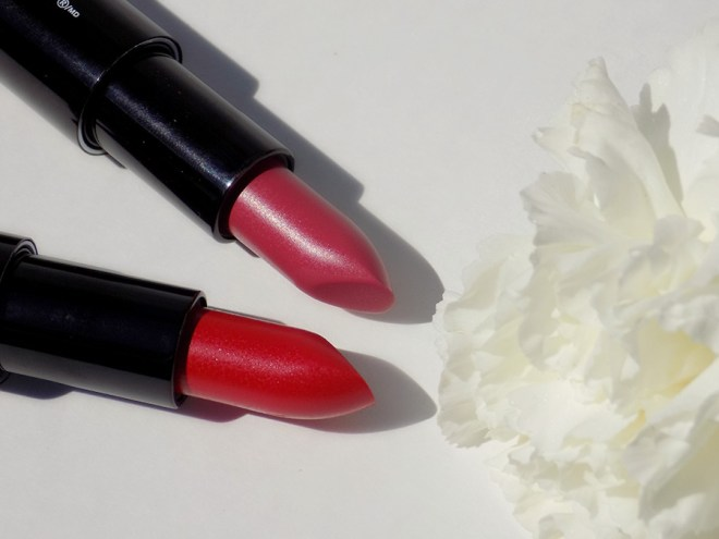 Quo Fall Collection Lipsticks Brandy and Red Alert Shoppers Drug Mart