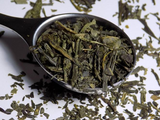 Tea Taxi Classic Sencha Tea Sample Spoon Loose