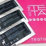 Tea Taxi's Tea Generation Envelope Review – Part 1 – Night Themed Teas