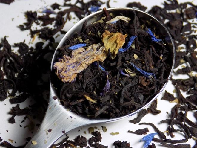 Tea Taxi Generation Envelope The Night Owl - Spoon Loose Tea