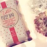 Zoella Fizz Bar Review