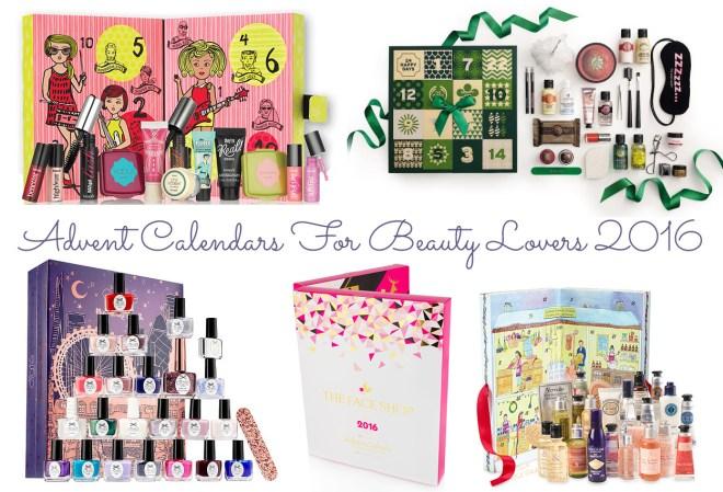 Advent Calendars For Beauty Lovers 2016 Canadian Advent Calendar