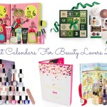 Advent Calendars For Beauty Lovers 2016