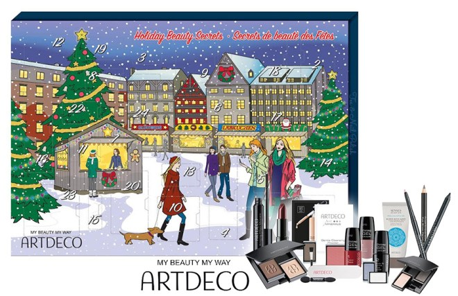 ArtDeco Canada Beauty Advent Calendar 2016 - Shoppers Drug Mart