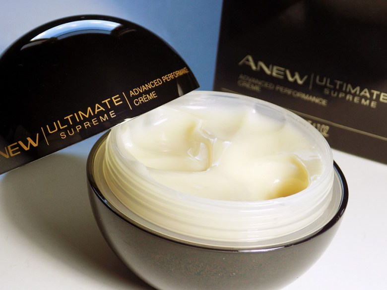 Avon Anew Ultimate Supreme Advanced Performance Creme - New in Avon Skincare October-November 2016
