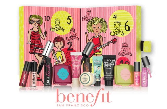 Benefit Canada Beauty Advent Calendar 2016