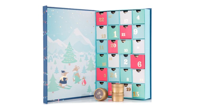 DavidsTea 2016 Tea Advent Calendar