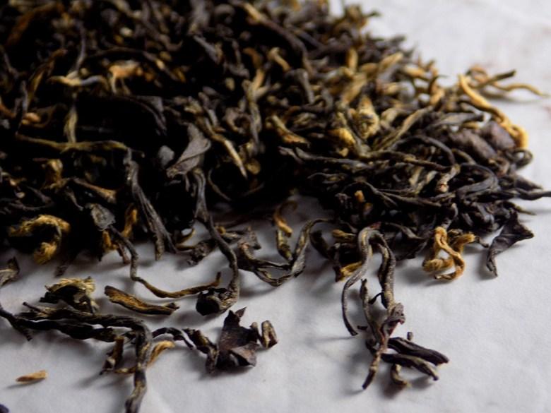 DavidsTea Golden Monkey Black Tea Review Davids Tea Straight Teas Fall 2016 - Loose Golden Monkey Tea