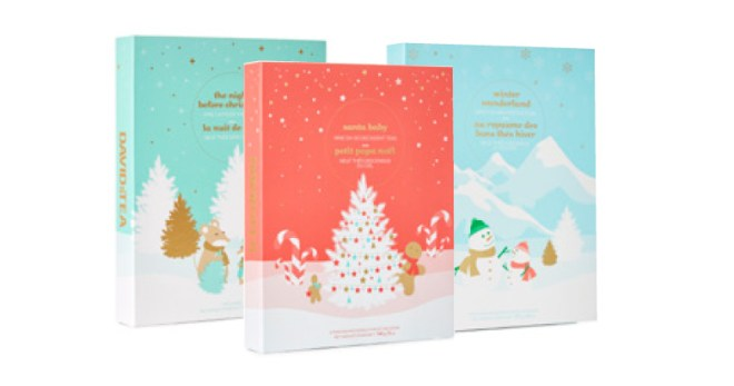DavidsTea Holiday - Winter Collections - Library Collection