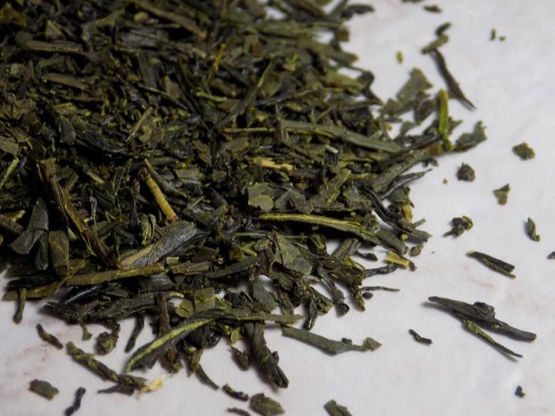 DavidsTea Imperial Sencha Tea Review Davids Tea Straight Teas Fall 2016 - Loose Imperial Sencha Tea