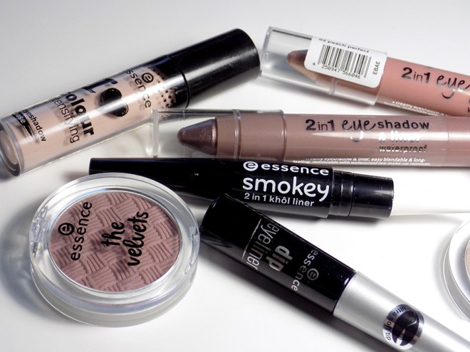 Essence Favourites - Products For The Eyes - Fall 2016