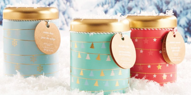 Holiday Tea Release Winter Tins