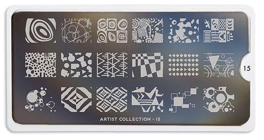 MoYou Artist 15 Plate Trade Secrets Canada
