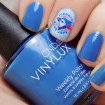 Toronto Blue Jays Nail Art ALCS Game 1 2016 Canadian Nail Art