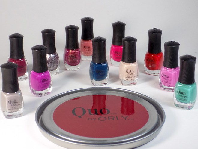 Quo by Orly Perfectly Painted Nail Polish Collection 2016