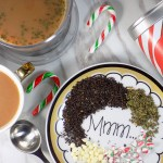 Make Your Own White Chocolate Peppermint / Candy Cane Crush Tea