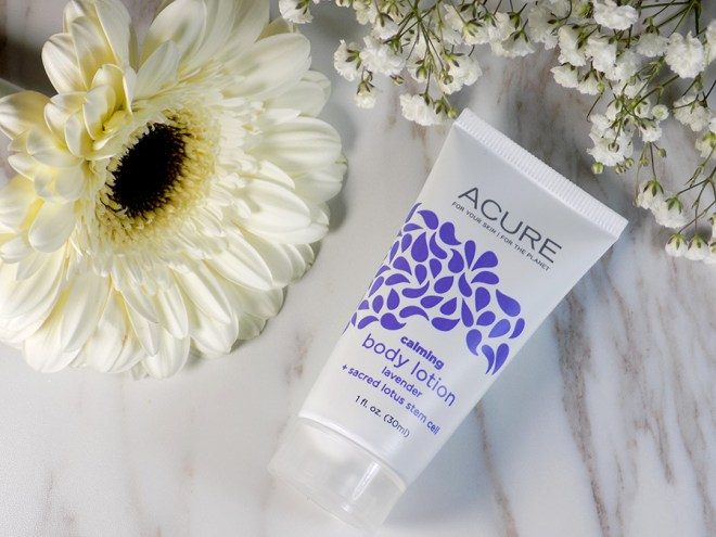 Acure Calming Lotion Reviews