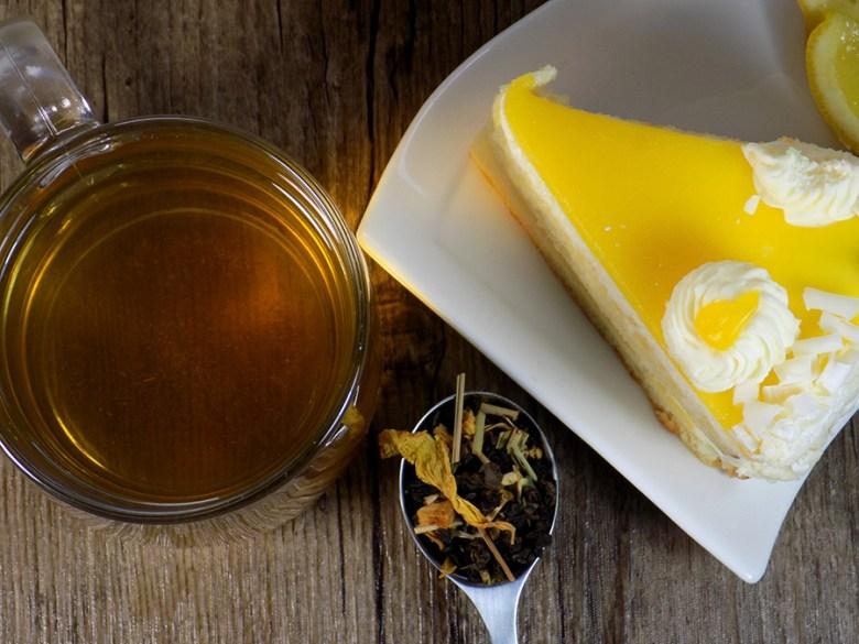 DavidsTea Lemon Pound Cake Review 4