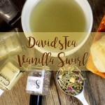 DAVIDsTEA Vanilla Swirl Review (Malt Shop Collection)