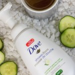 Dove Shower Foam Review - Green Tea & Cucumber Reviews